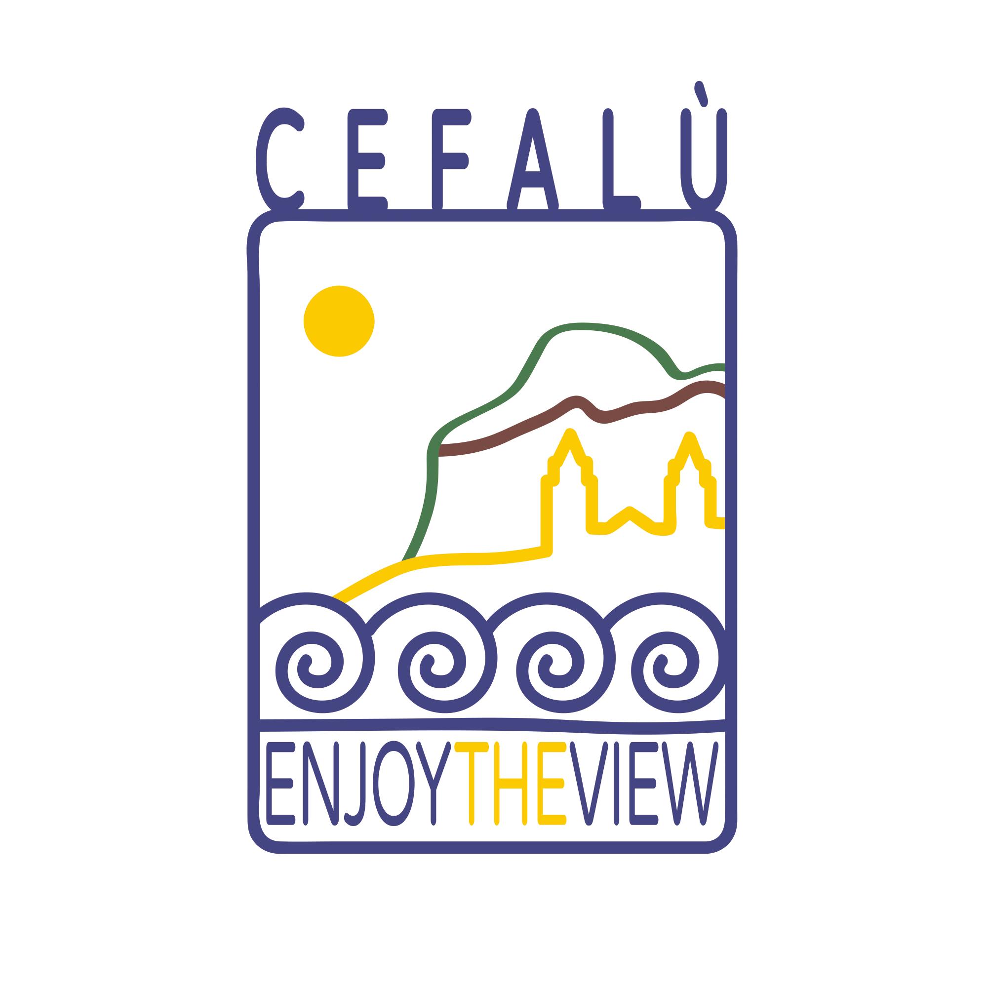 Immagine Coordinata – Logo | Cefalù | Enjoy the view